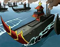 Zuko's royal sloop