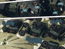 Комикс О3 Тоф против танков