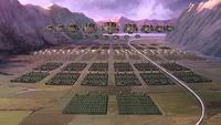 Kuvira's complete army