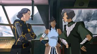 Lin e Suyin se reúnem