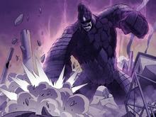 Monster in Aangs Vision