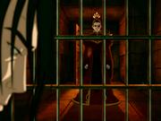 Ozai in jail