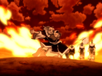 Iroh's power