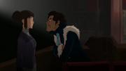 Varrick amonesta a Zhu Li