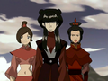 Mai, Ty Lee, and Azula.png