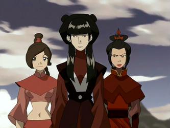 Azula's team | Avatar Wiki | Fandom