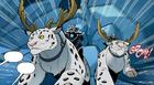 Schneeleopardenkaribu