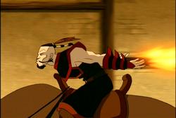 Firebending Mongke