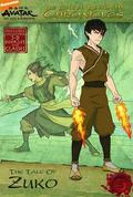 The Tale of Zuko cover