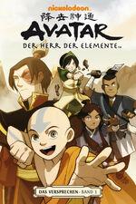 Avatar Das Versprechen Band 1