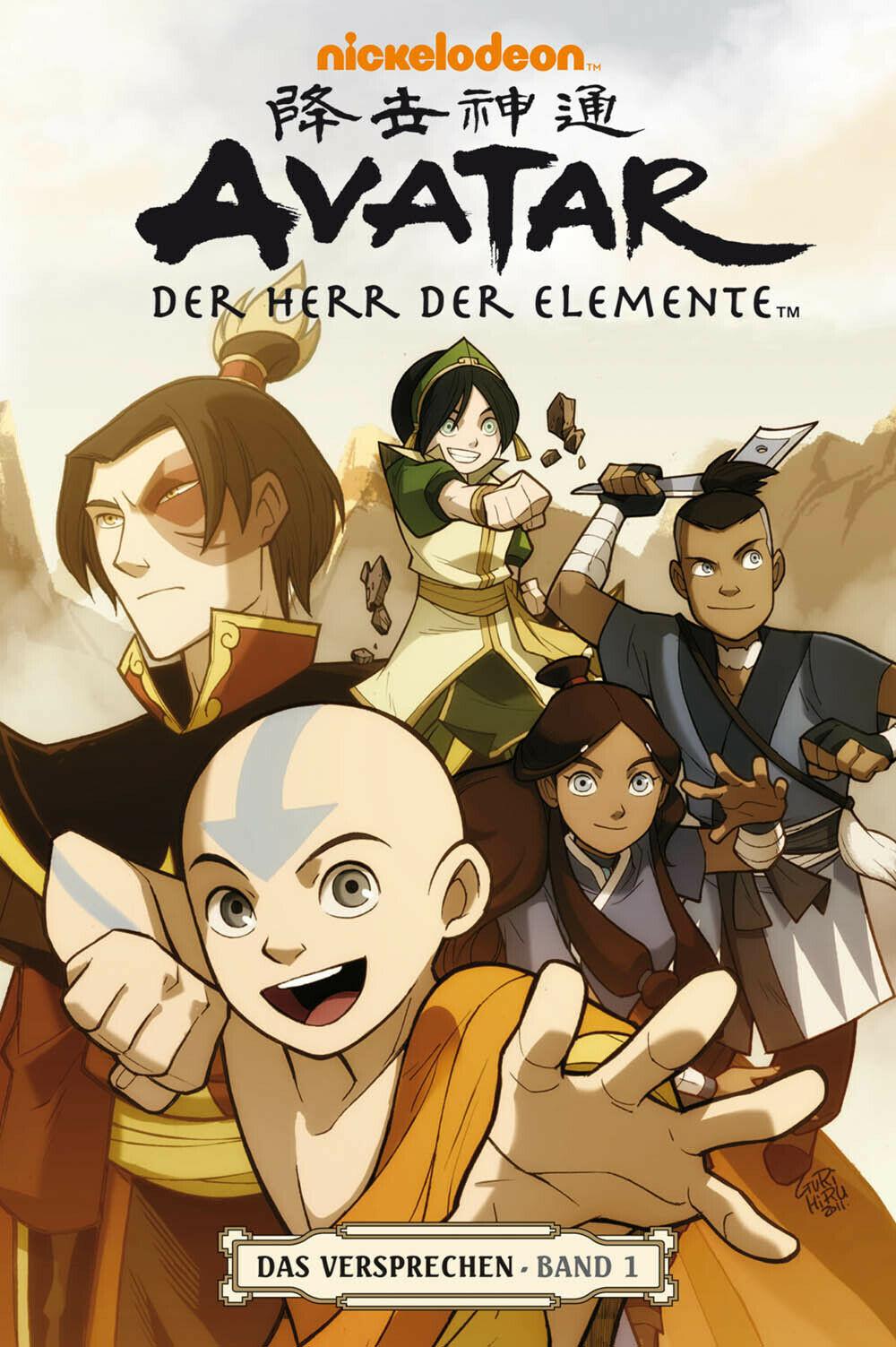 Das Versprechen Band 1 | Avatar-Wiki | FANDOM powered by Wikia