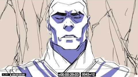 Legend of korra book3 animatic