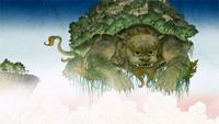 Air lion turtle