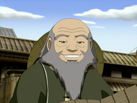 Iroh as a civilian