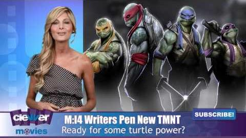 'Teenage Mutant Ninja Turtles' Reboot Gets 'M I4' Writers