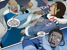 Комикс СЮ2 Тод атакует Катару