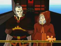 Iroh en Zhao