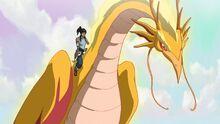 К2х10 Корра и птица-дракон