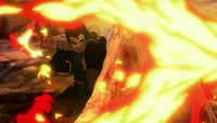 Bolin defending