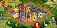 Earth Healers геймплей