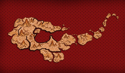 Fire Nation map