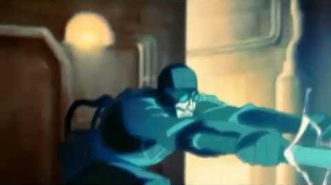 "The Path to Korra - Sneak peek 3 - ""Chi Blocker Attack"""