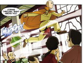 Комикс Р1 Аанг воздушная дорожка