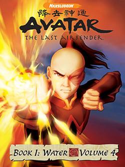 Avatar Aang Book 1 Episode 1