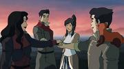 El Nuevo Equipo Avatar formándose