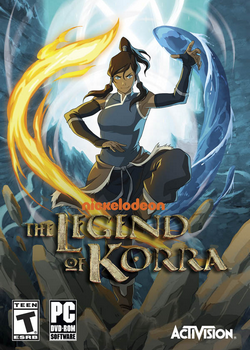 File:The Legend of Korra video game cover.png
