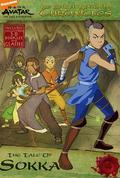 The Tale of Sokka cover