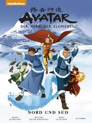 Avatar Nord und Süd Premium Cover Deutsch