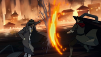 Mako pelea contra Viper