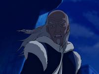 Pakku descubre a Aang