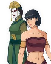 Kyoshi and Rangi