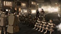 El Equipo Avatar con Igualitarios capturados