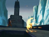 Zuko lutando com Aang