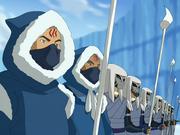 Guerreros de la Tribu Agua