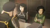 Toph and her daughters