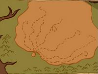 Mapa del Desierto de Si Wong