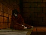 Ozai in prison