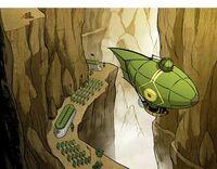 Комикс О3 Воздушный шар