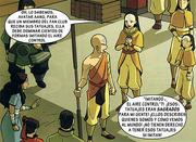 Aang y Xing Ying Acólitos del Aire, Club de Fans Yu Dao
