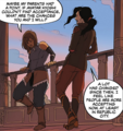 Korra and Asami talking about their worries.png