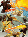 Fire Nation firebenders fighting Aang.png