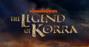 The Legend of Korra titel