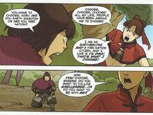 Комикс О2 Снирс Кори конфликт
