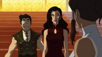 Asami offers to help