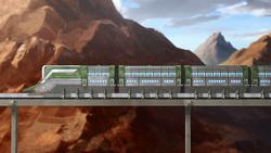 Kuvira's train