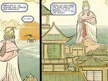 Комикс Р2 Генерал уходит от Леди